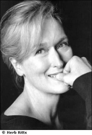 Meryl Streep, dio la benedica