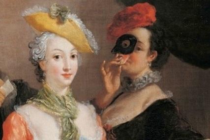 maschere veneziane - L. Tiepolo